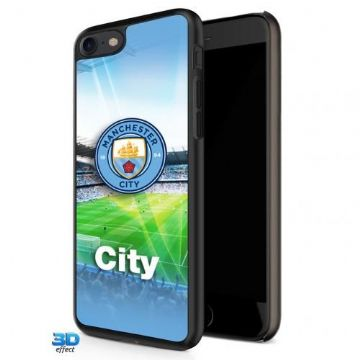 Manchester City 3D iPhone 7 Hard Case